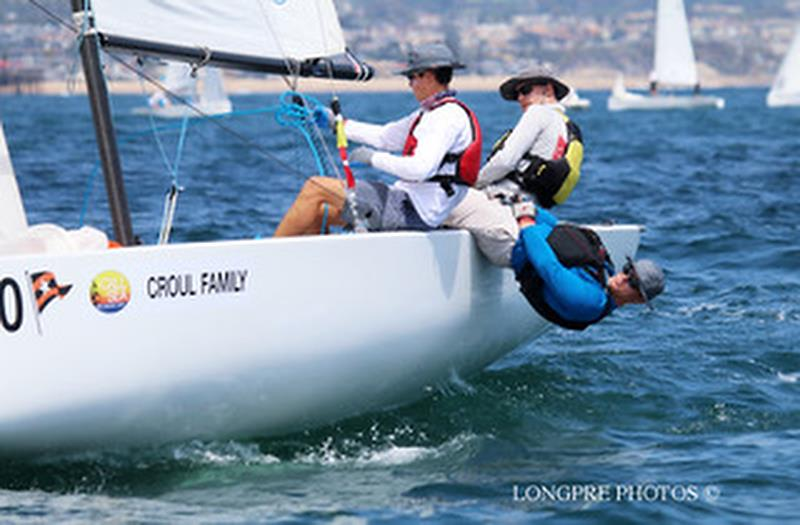 Governor's Cup - Day 1, Balboa Yacht Club, July 2018 - photo © Mary Longpre
