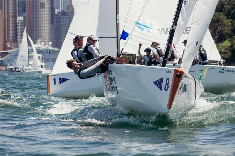 Kiwis lead Hardy Cup at mid-way point