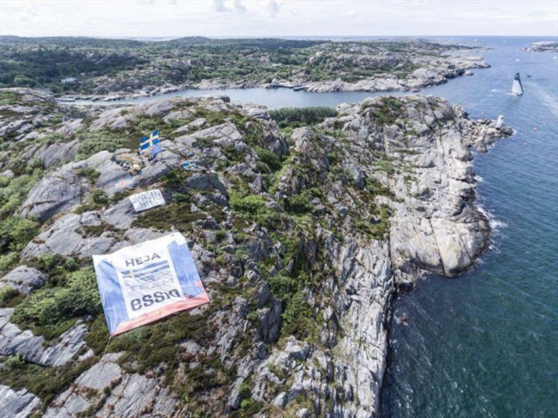 The iconic rocks of Marstrand - GKSS Match Cup Sweden 2018 - photo © Ian Roman