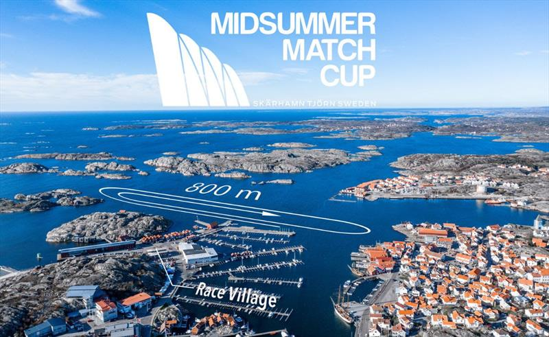 Midsummer Match Cup is the first international match racing event organized in Skärhamn, Sweden. - photo © Brandspot