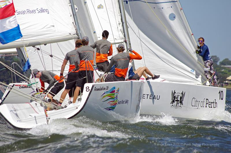 Team Dutch Wave move into the World Match Racing Ranking Top 10