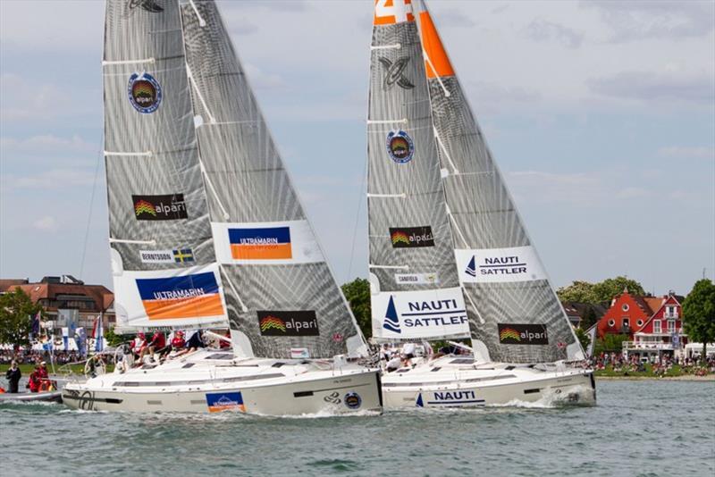 Match Race Germany, Lake Constance - photo © Brian Carlin / AWMRT