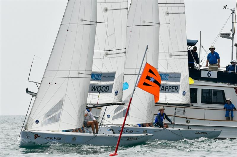 2019 Governor's Cup photo copyright Tom Walker taken at Balboa Yacht Club and featuring the Match Racing class