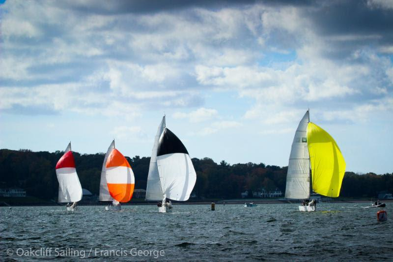 Oakcliff is offering socially distanced sails to supporters and their families - photo © Francis George / Oakcliff Sailing