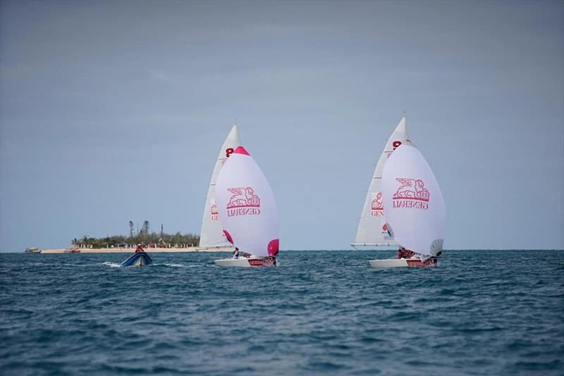 Aircalin Match Racing Cup 2020 - photo © Laurence Bouchet