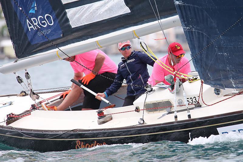 Les skippers, un incontournable de la Bermuda Gold Cup, participeront pour la première fois aux Championnats du monde Open Match Racing
