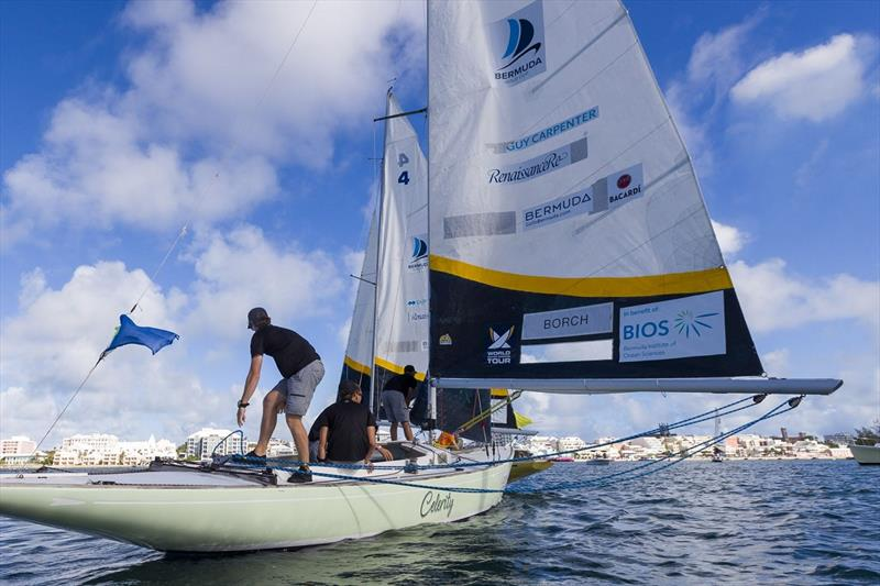 Bermuda Gold Cup and Open Match Racing World Championship - Day 3 - photo © Ian Roman