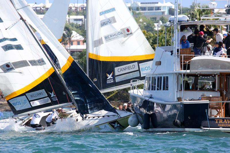 70th Bermuda Gold Cup and 2020 Open Match Racing Worlds final day - photo © Charles Anderson / RBYC