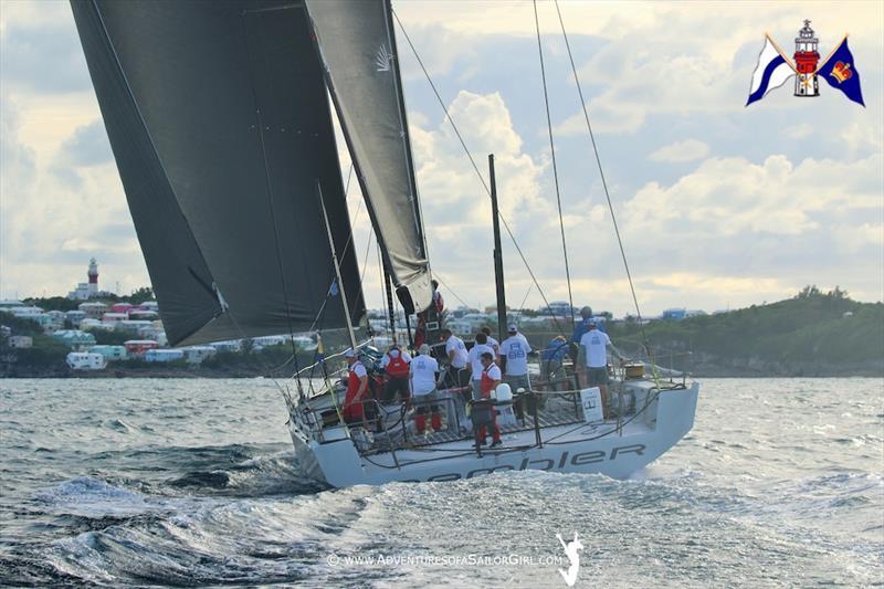 Rambler 88 Takes Line Honours In Newport Bermuda Race