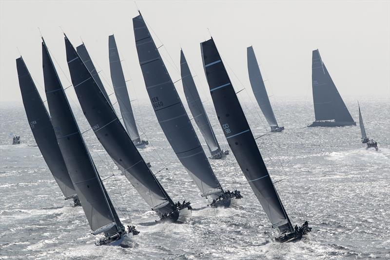 Les Voiles de Saint-Tropez day 1 - photo © Gilles Martin-Raget