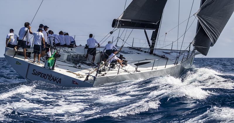 Roberto Lacorte's VIsmara 62 CR SuperNikka is a regular class winner at the Maxi Yacht Rolex Cup - photo © Rolex / Studio Borlenghi