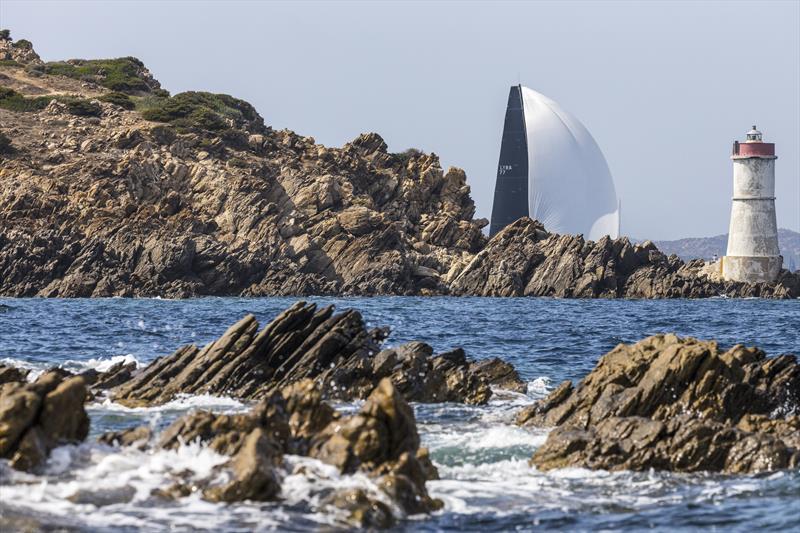 30th Maxi Yacht Rolex Cup at Yacht Club Costa Smerelda - Day 1