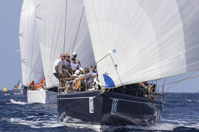 30th Maxi Yacht Rolex Cup at Yacht Club Costa Smerelda - Day 2