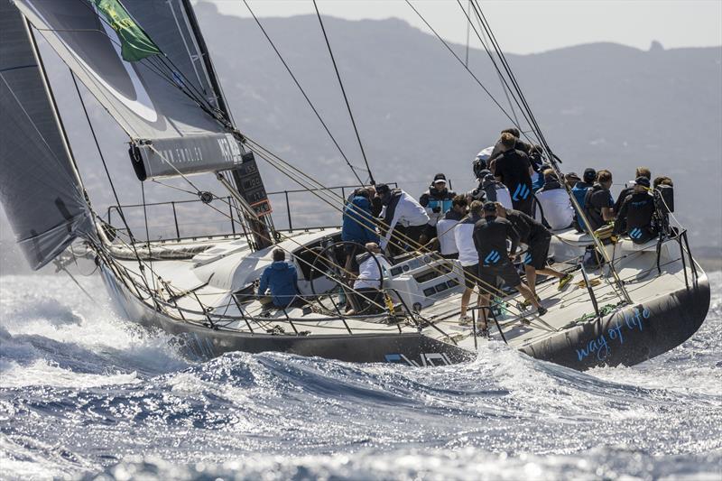 30th Maxi Yacht Rolex Cup at Yacht Club Costa Smerelda - Day 5