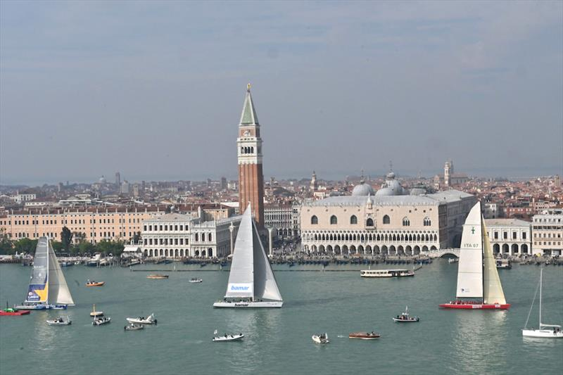 Venice Hospitality Challenge 2020 photo copyright Photo Matteo Bertolin taken at  and featuring the Maxi class