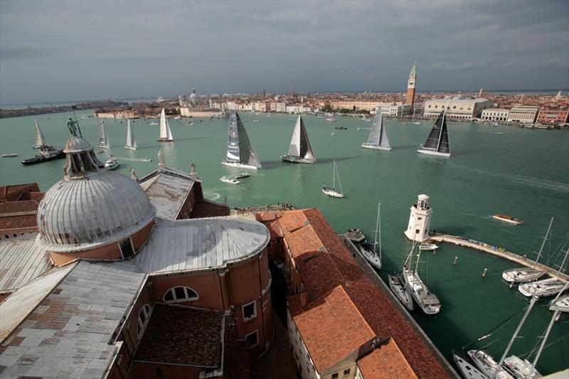 The Venice Hospitality Challenge provides one of yacht racing's most spectacular backdrops. - photo © Matteo Bertolin