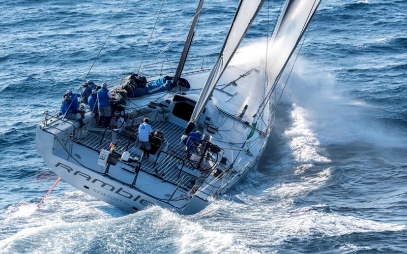 The Rolex Middle Sea Race, the Transat Jaques Vabre and the International Masters Regatta