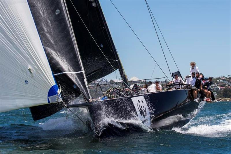 David Griffith's Whisper flew home for the IRC handicap honours. - Rolex Sydney Hobart Yacht Race - photo © Andrea Francolini