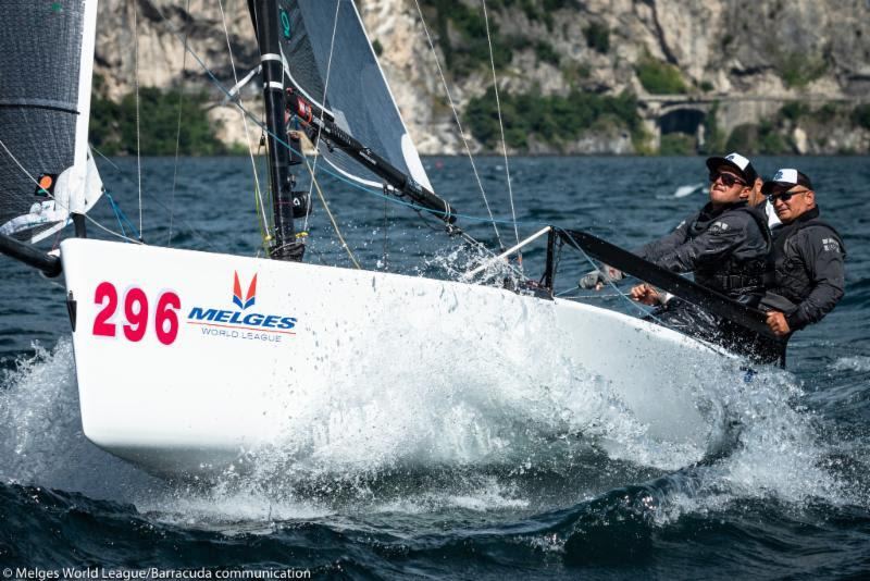2018 Melges 20 World League, Riva del Garda Champion, Cagliari Champion, Russian Open Champion Igor Rytov, RUSSIAN BOGATYRS - photo © Melges World League / Barracuda Communication