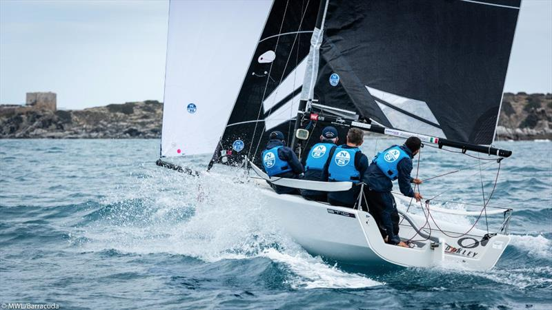 Stig - 2019 Melges 20 World League - European Division: Day 1 - photo © Melges World League / Barracuda Communication