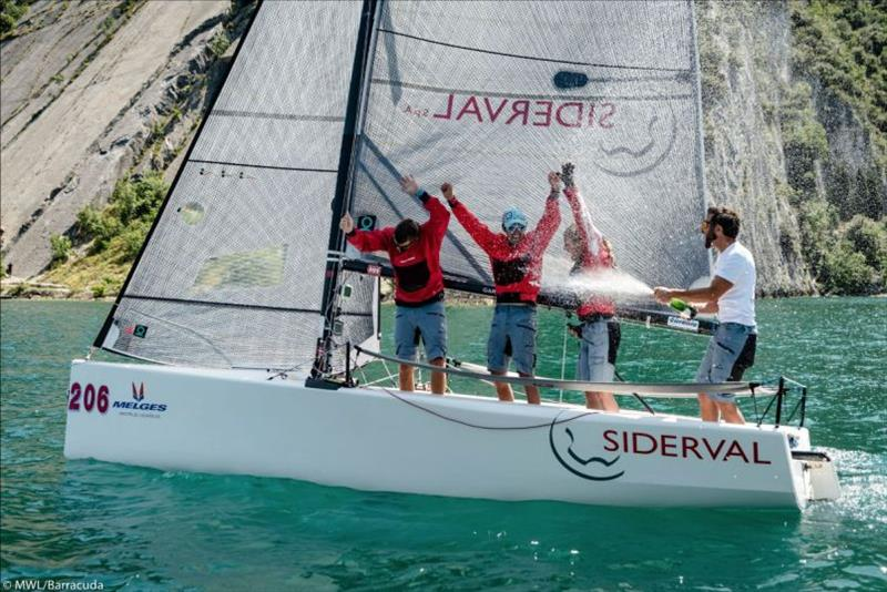 Siderval - 2019 Melges 20 World League European Division - photo © Melges World League / Barracuda Communication