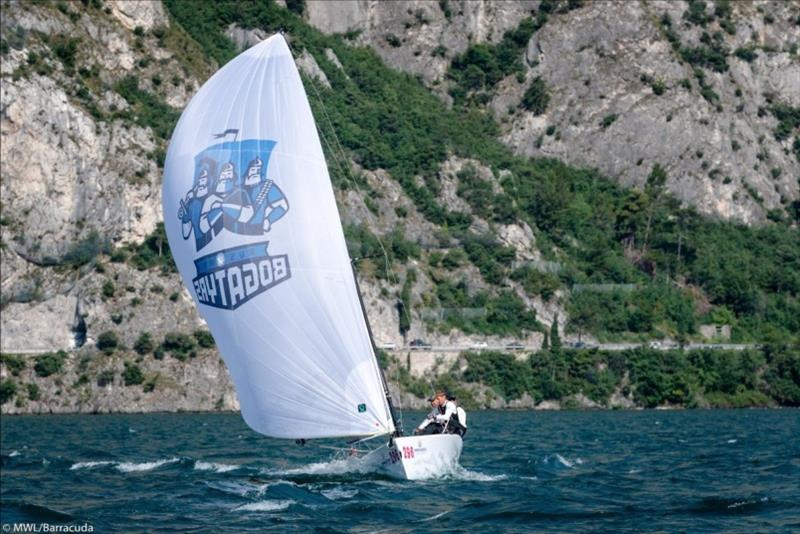 Russian Bogatyrs - photo © Melges World League / Barracuda Communication