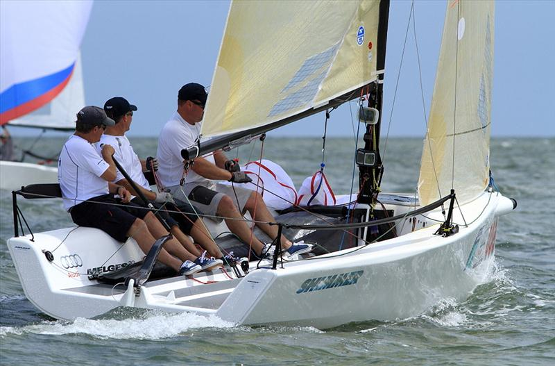 © JOY / U.S. Melges 20 Class Association