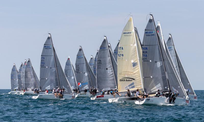 8fb621ac39fa5f 2019 Melges 24 European Sailing Series kicks off in Portoroz