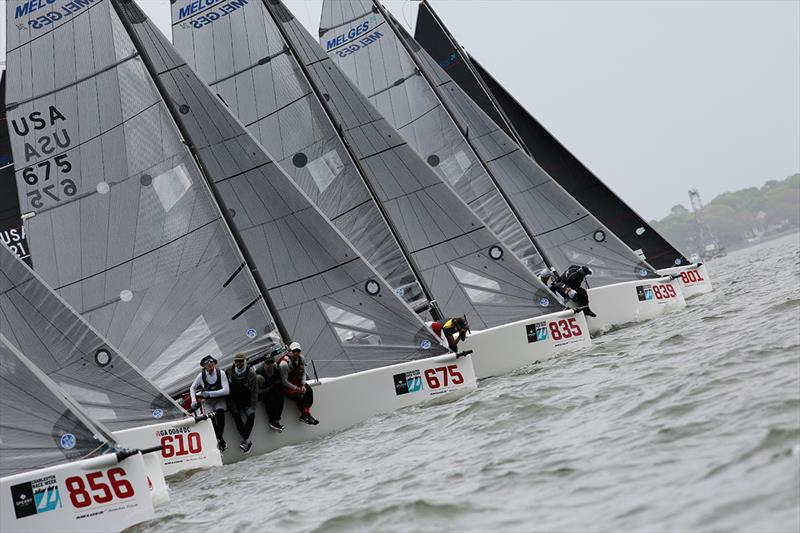 2019 Melges 24 U.S. National Championship - photo © Joy Dunigan