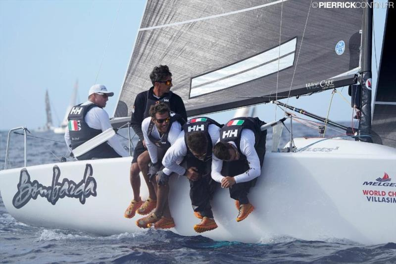 Bombarda ITA860 by Andrea Pozzi gains another victory in today's first race. - photo © Pierrick Contin / IM24CA