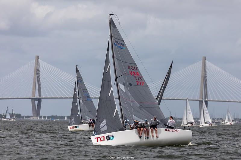 2019 Sperry Charleston Race Week - photo © CRW / Zerogradinord
