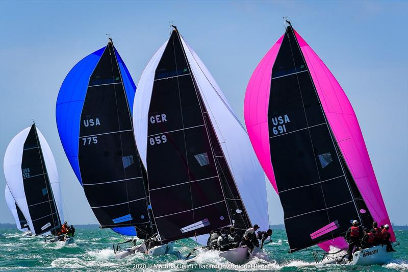 Bacardi Cup Invitational Regatta - photo © Martina Orsini