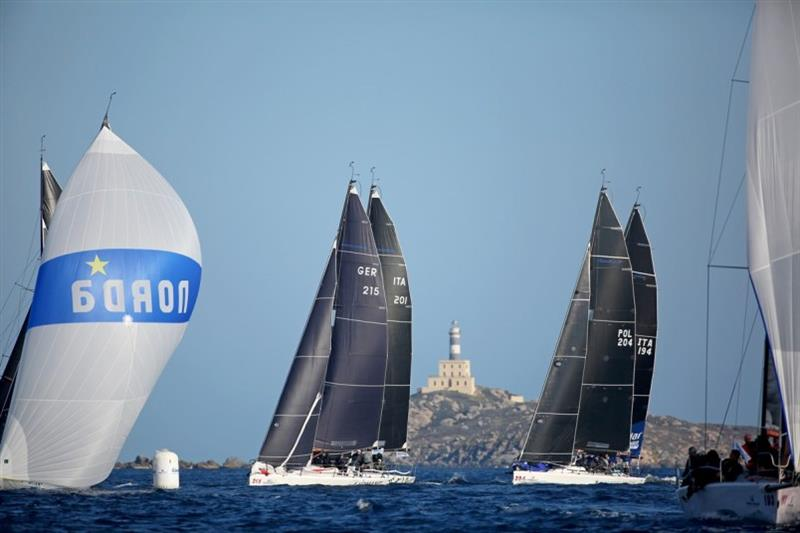 Day 1 - 2019 Melges 32 World League Villasimius - photo © Max Ranchi