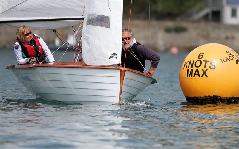 Salcombe Gin Merlin Rocket Week 2019 day 2 photo copyright Mark Jardine / YachtsandYachting.com taken at Salcombe Yacht Club and featuring the Merlin Rocket class