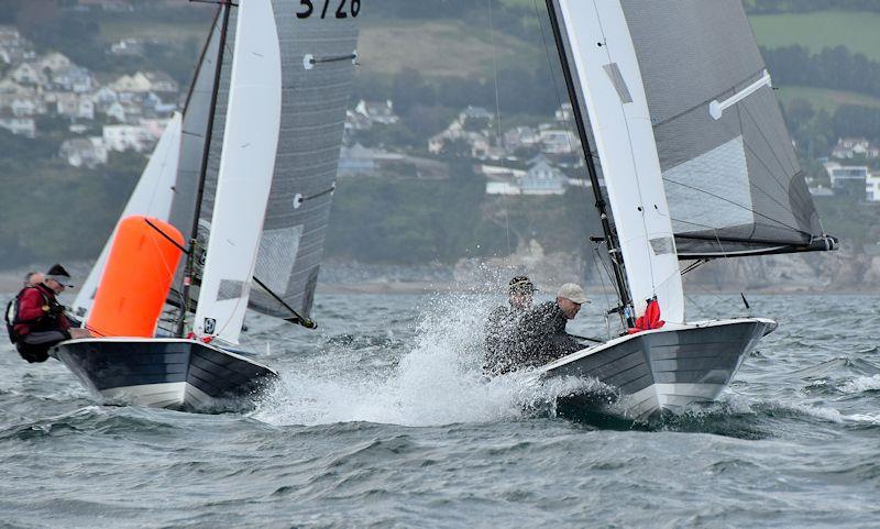 Aspire Merlin Rocket Nationals at Looe day 3 - photo © Neil Richardson