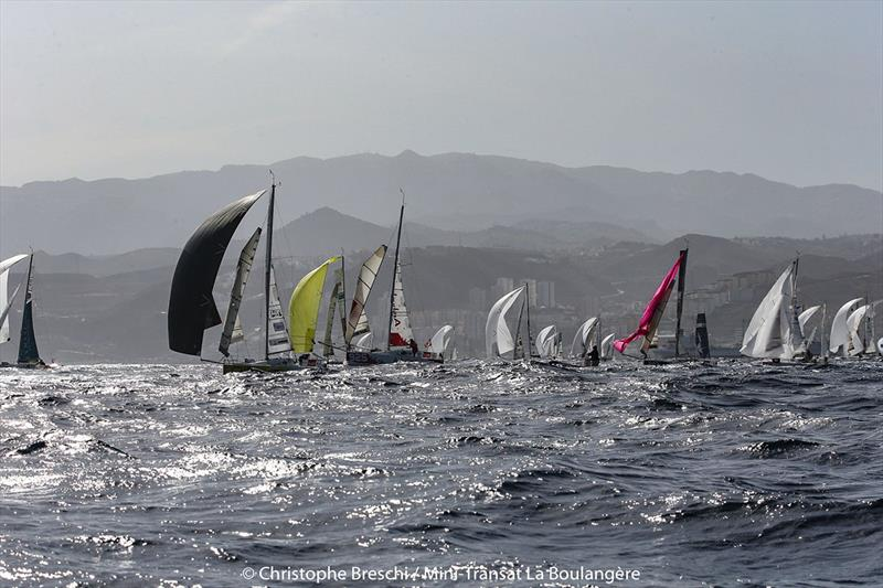 2019 Mini-Transat La Boulangère - Leg 2 - photo © Christophe Breschi