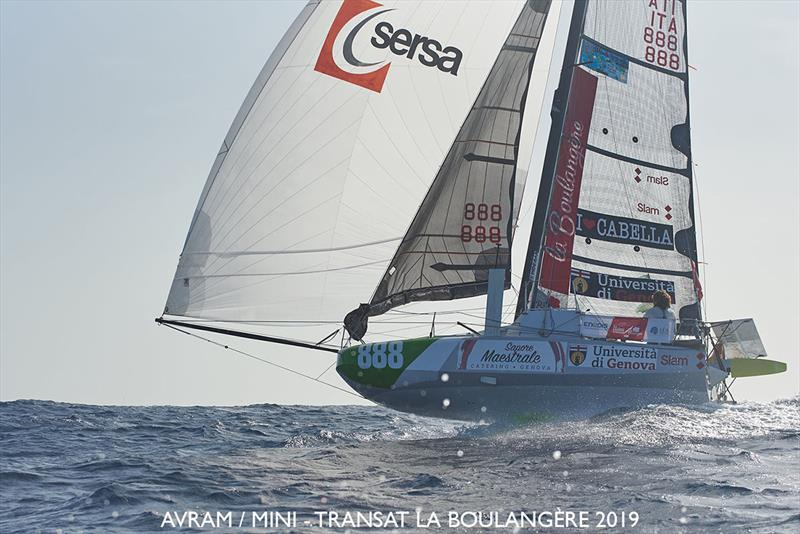 2019 Mini-Transat La Boulangère - Leg 2 - photo © Marin Avram