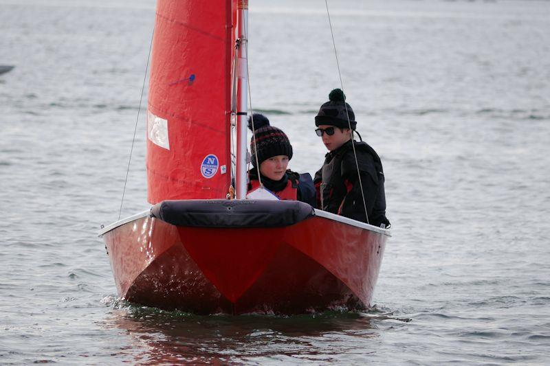 Chichester Yacht Club Frozen Toe Series - Day 2