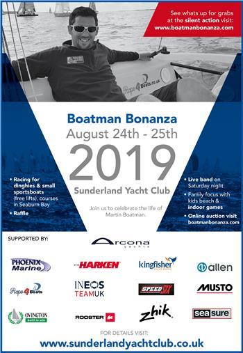Final few weeks before the Boatman Bonanza