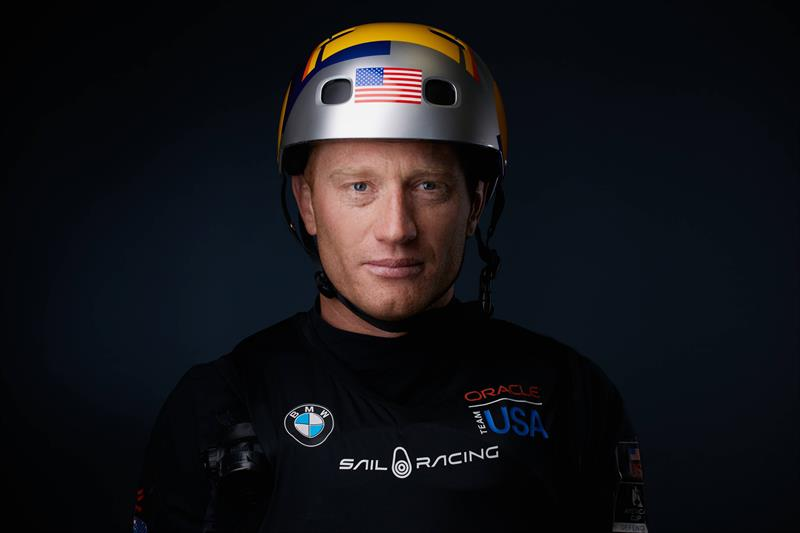 Skipper and helmsman of the Oracle Team USA Jimmy Spithill prior to the 35th Louis Vuitton America's Cup in Hamilton, Bermuda photo copyright Peter Hurley / ACEA / Red Bull Content Pool taken at