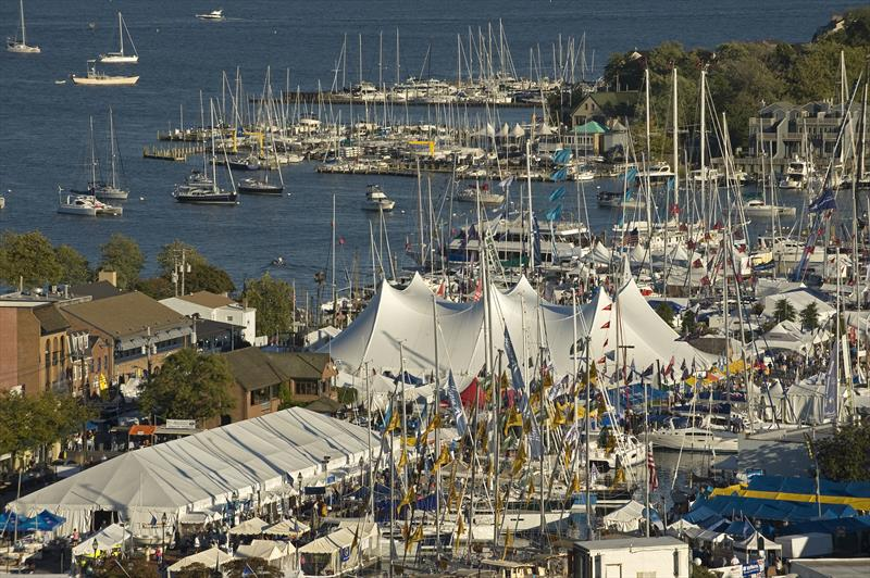 United States Sailboat Show - photo © Josh Davidson