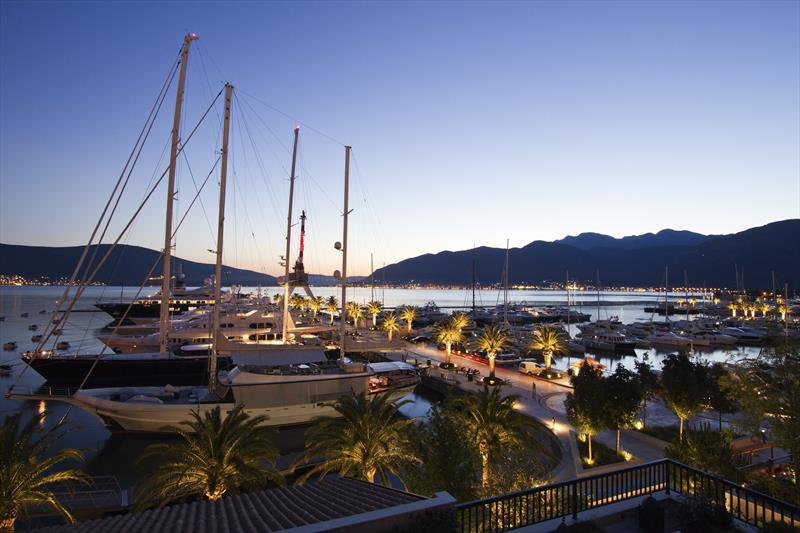 Porto Montenegro Yacht Club - photo © Porto Montenegro Yacht Club