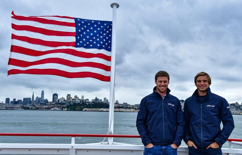 SailGP to debut in San Francisco Bay in one month - photo © SailGP / Donald Miralle