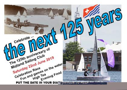 Midland Sailing Club celebrates 125 years