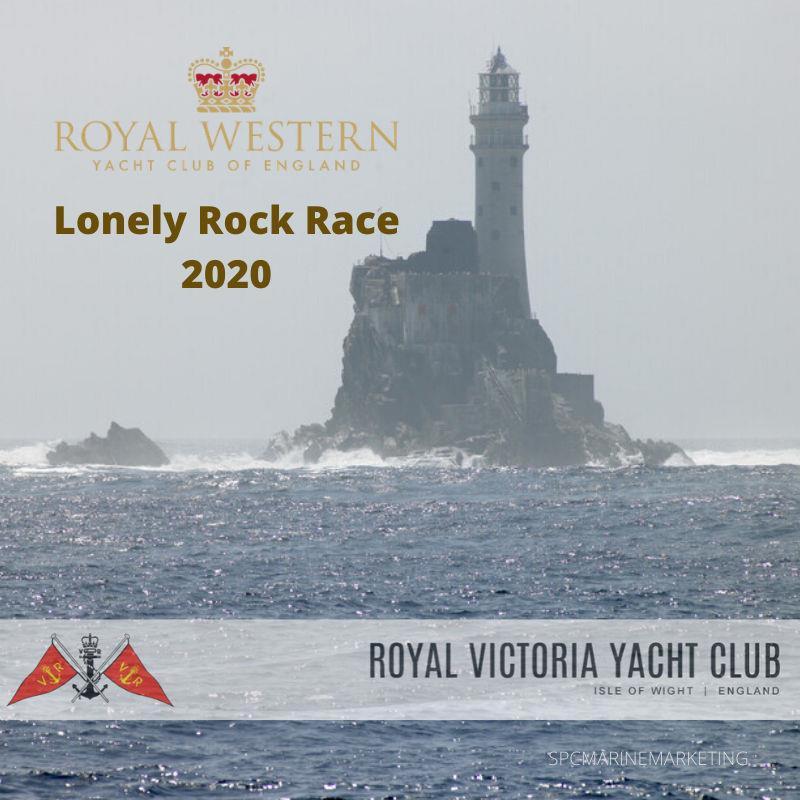 RWYC 'Lonely Rock Race' 2020