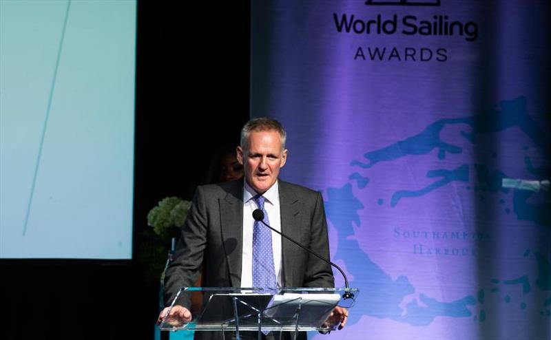 David Graham appointed World Sailing Chief Executive Officer - photo © World Sailing