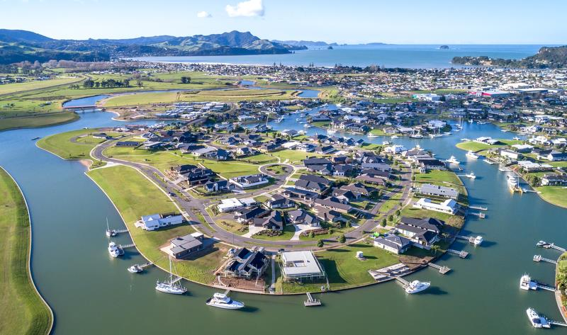 Whitianga Waterways  by Hopper Developments - photo © Hopper Developments