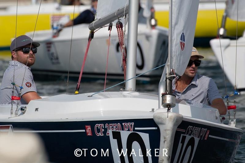 Championnat des champions de l'US Sailing 2020 au Balboa Yacht Club