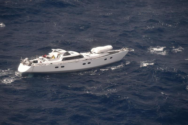 Common factors in six ocean racing deaths and two escapes