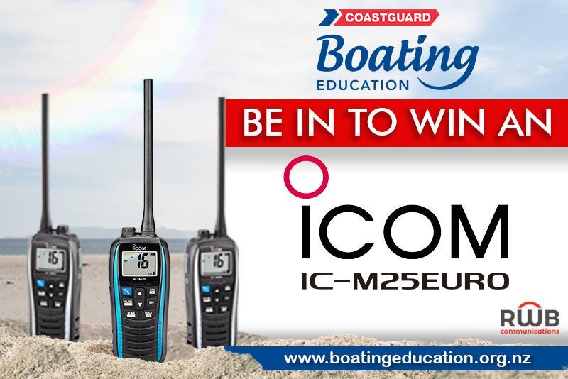 Coastguard Boating Education - Maritime VHF Radio Operator - photo © Coastguard Boating Education